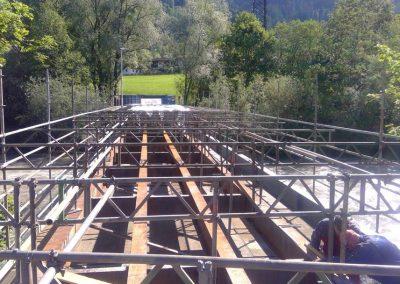 Zillerbrücke Schöffstall Sanierung und Verbreiterung