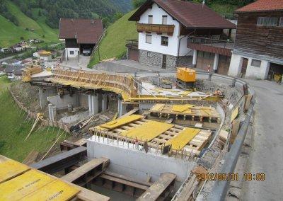 L233 Oberperfer Straße - Ausbau Sellrain-Gasse