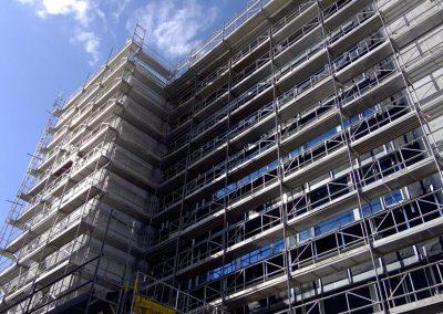 Neubau Verwaltungsgebäude Liebherr Werk Telfs