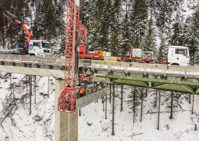 Instandsetzung A13 Luegbrücke