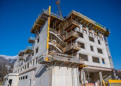 Neubau Fröschl Bürogebäude