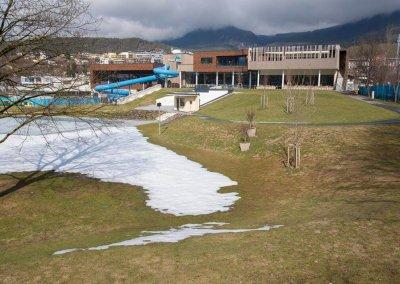 Neubau Telfer Schwimmbad