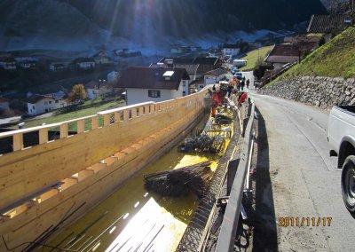 L233 Oberperfer Straße – Ausbau Sellrain-Gasse
