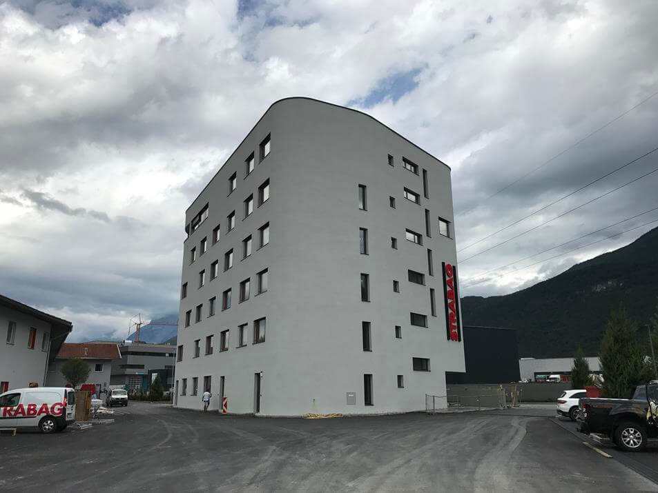 Strabag Bürohaus Zirl